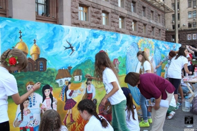 "Festival ""Wonderland Ukraine through the eyes of children"""